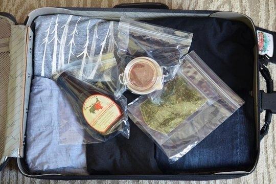 Những thứ bạn không nên mang theo khi đi du lịch