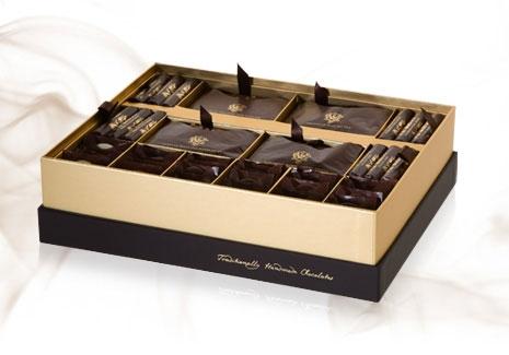 Chiêm ngưỡng 5 hộp chocolate đắt tiền nhất thế giới