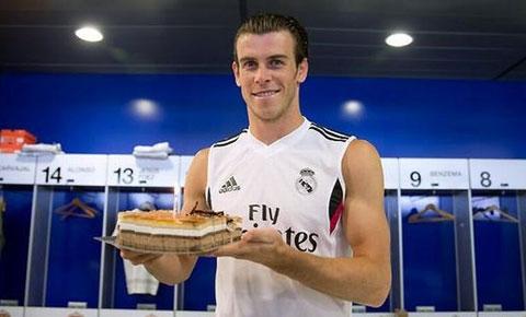 Kiểu tóc mới của Bale