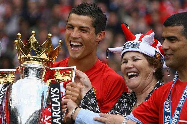 Ngày Ronaldo còn khoác áo Man United