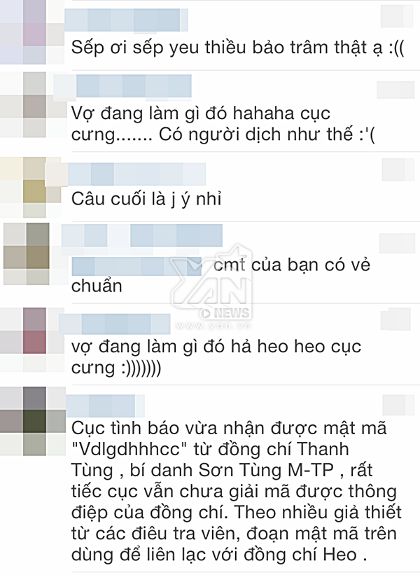 Có rất nhiều dự đoán đã được đưa ra về ý nghĩa của đoạn mật mã - Tin sao Viet - Tin tuc sao Viet - Scandal sao Viet - Tin tuc cua Sao - Tin cua Sao