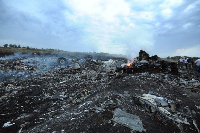 Thảm họa MH17 khiến 298 hành khách và phi hành đoàn thiệt mạng