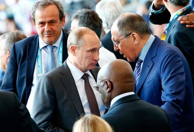Tổng thống Nga, Vladimir Putin bị cáo buộc phải chịu trách nhiệm về thảm họa MH17