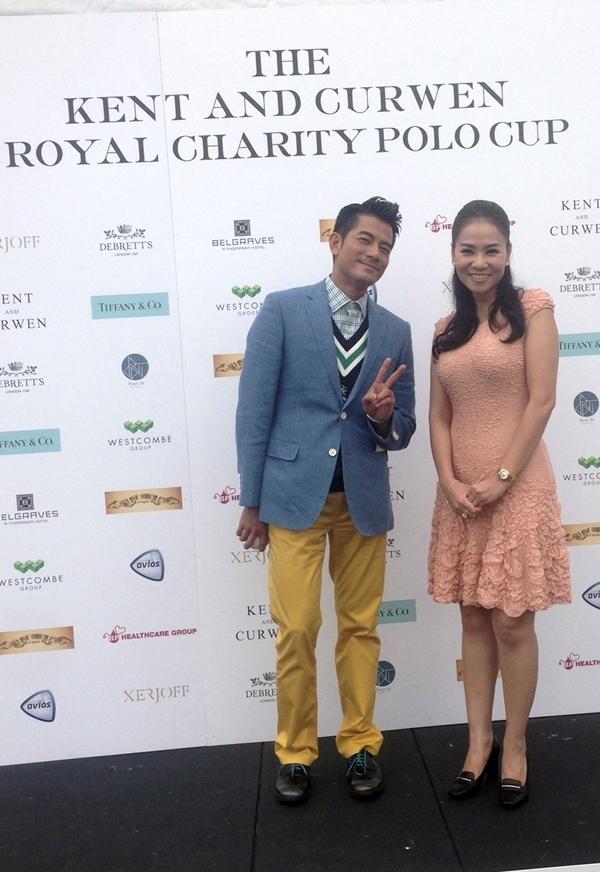Được biết, Thu Minh cùng với nam ca sĩ/diễn viên Quách Phú Thành là 2 ngôi sao Châu Á duy nhất có vinh dự được góp mặt trong sự kiện hoàng gia này. - Tin sao Viet - Tin tuc sao Viet - Scandal sao Viet - Tin tuc cua Sao - Tin cua Sao