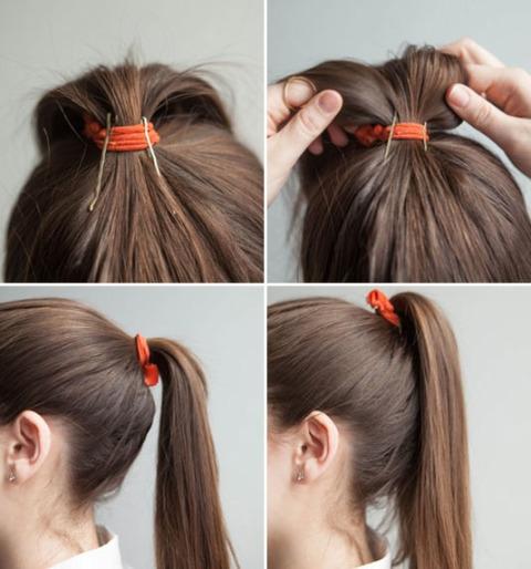 """Mẹo làm tóc """"dễ như ăn kẹo"""" giúp bạn gái luôn xinh"""