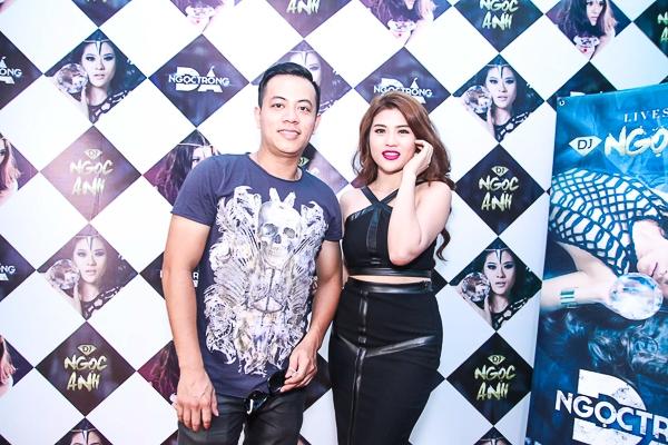 DJ Hoàng Anh và DJ Ngọc Anh