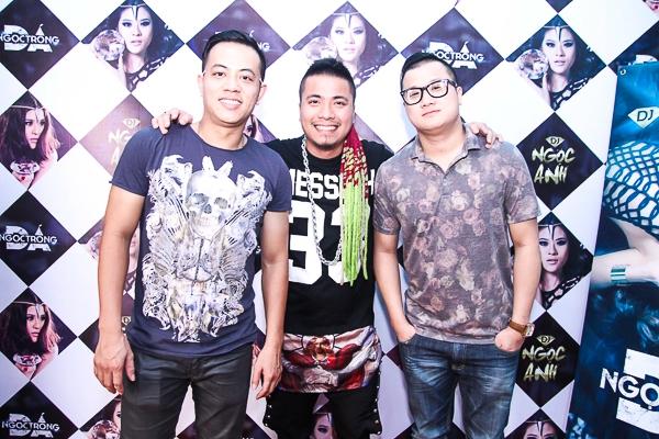 DJ Hoàng Anh - DJ Wang và DJ Thiện hí