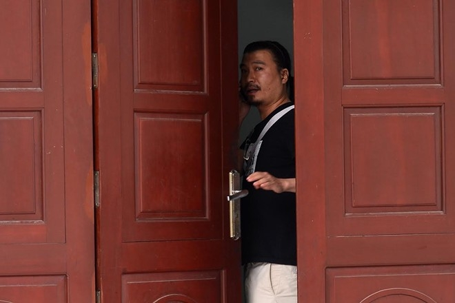 Mie bật khóc khi đến nhà Toàn Shinoda