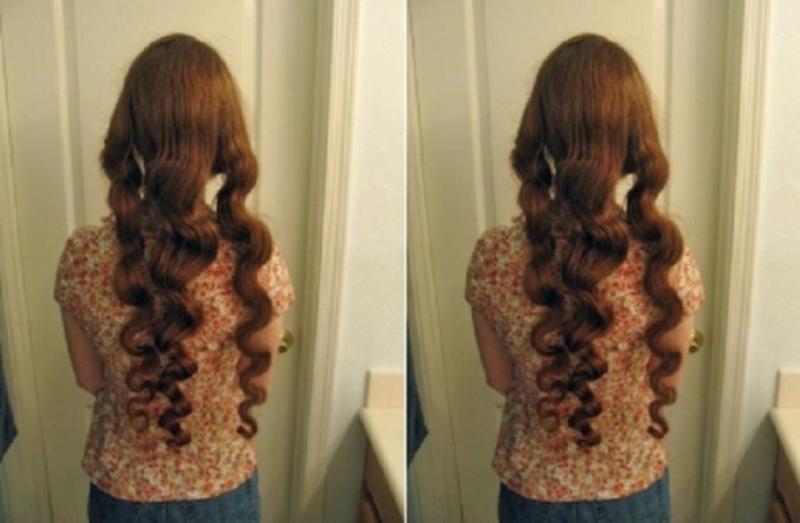 Làm tóc xoăn tại nhà không hề khó