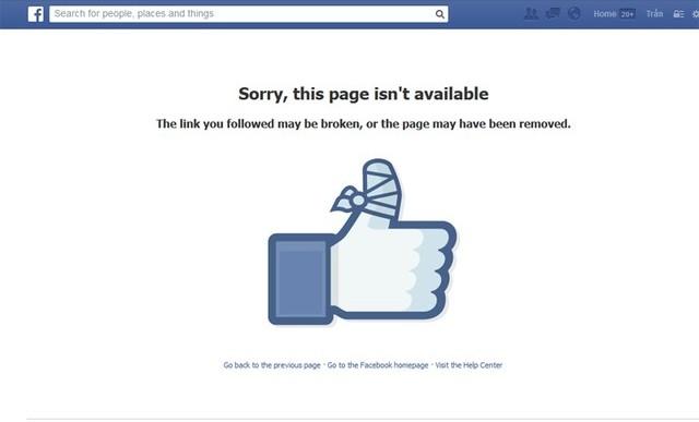 Dễ bị khóa tài khoản Facebook cá nhân nếu không dùng tên thật