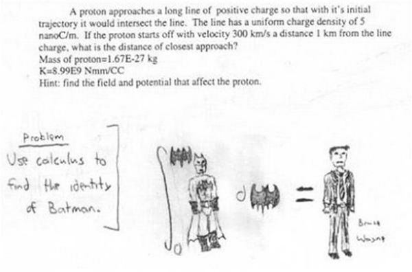 """Hãy dùng phương pháp tích phấn để giải bài toán này.Và học sinh đã """"phân tích"""" và vẽ hình minh họa vô cùng sinh động"""
