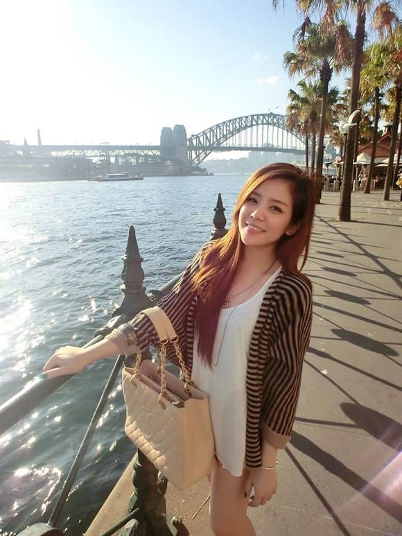 Em gái Ông Cao Thắng hiện đang định cư ở Úc.