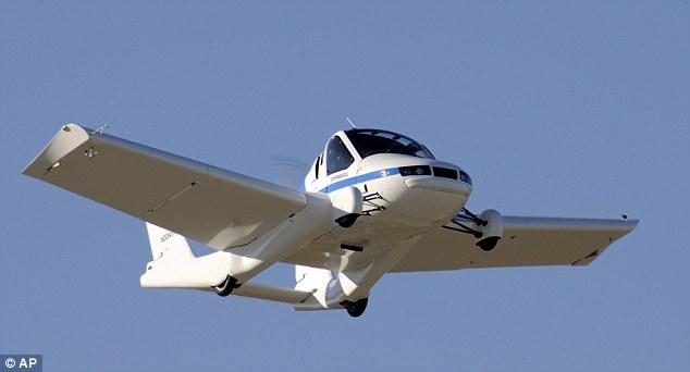 Ôtô bay sắp trở thành hiện thực vào năm 2015