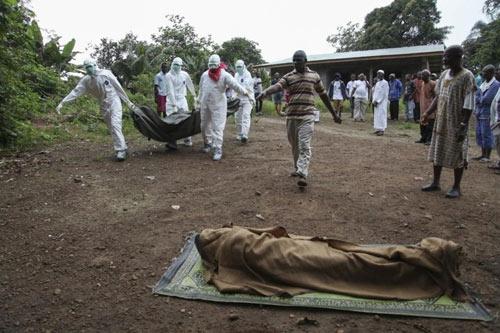 """WHO xem xét cho lưu hành """"thần dược"""" chữa Ebola"""