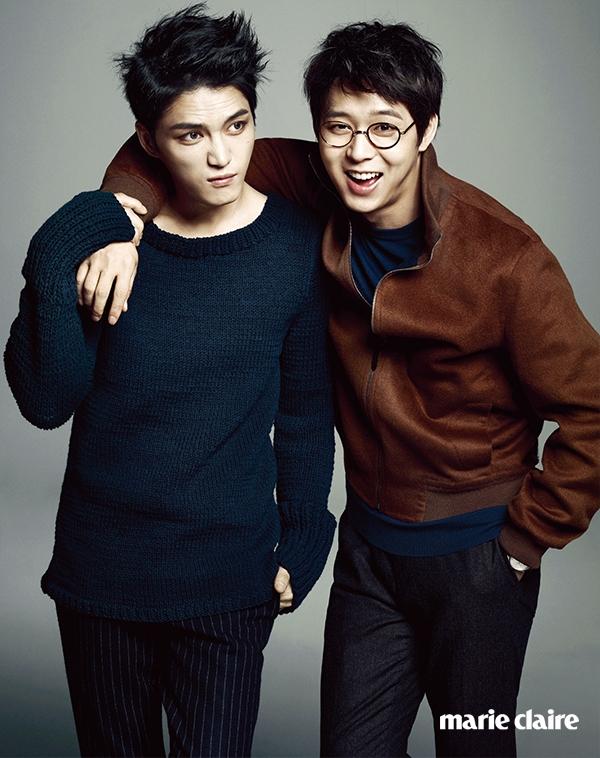Yoochun muốn tiết lộ cơ thể của Jaejoong