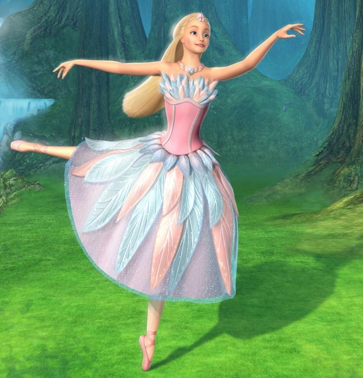 Ngắm những trang phục đẹp nhất của búp bê Barbie trong phim