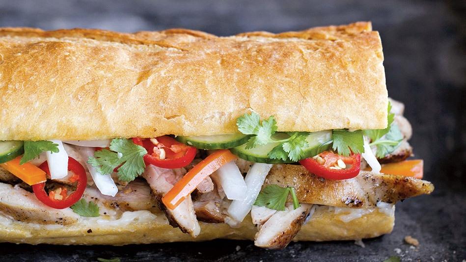 Bánh mỳ Việt Nam lọt top 5 loại bánh mỳ thịt ấn tượng nhất thế giới