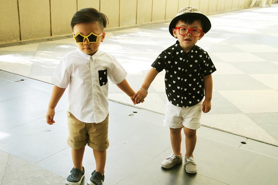 Những cậu nhóc đáng yêu nổi tiếng cộng đồng mạng