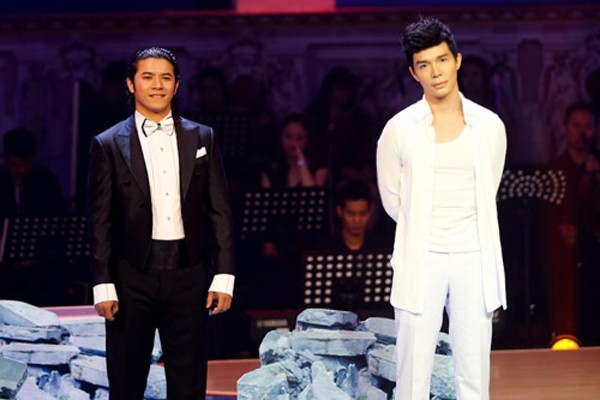 Nathan Lee và Kasim Hoàng Vũ cùng tham gia cuộc thi Chinh phục đỉnh cao. - Tin sao Viet - Tin tuc sao Viet - Scandal sao Viet - Tin tuc cua Sao - Tin cua Sao