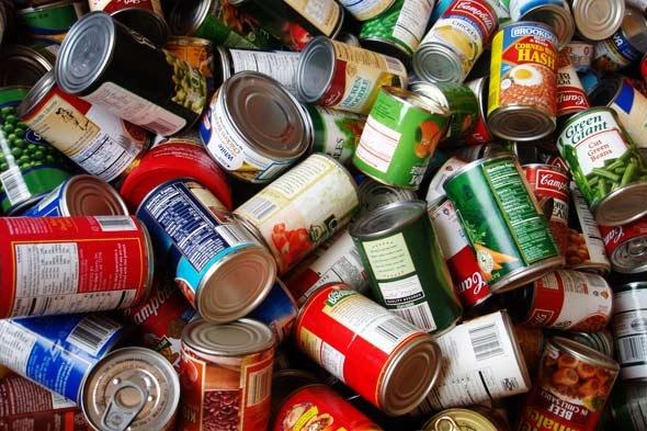 """Những thực phẩm có hạn sữ dụng gần như """"vĩnh viễn"""""""