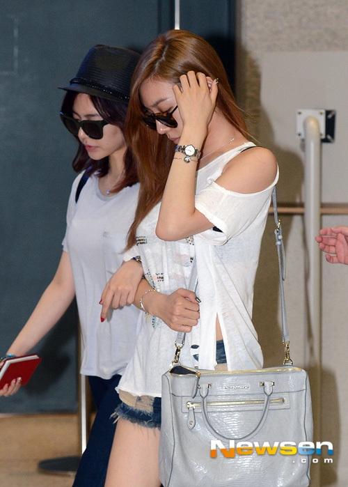 Sunny và Tiffany