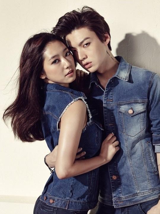 Park Shin HyevàAhn Jae Hyun