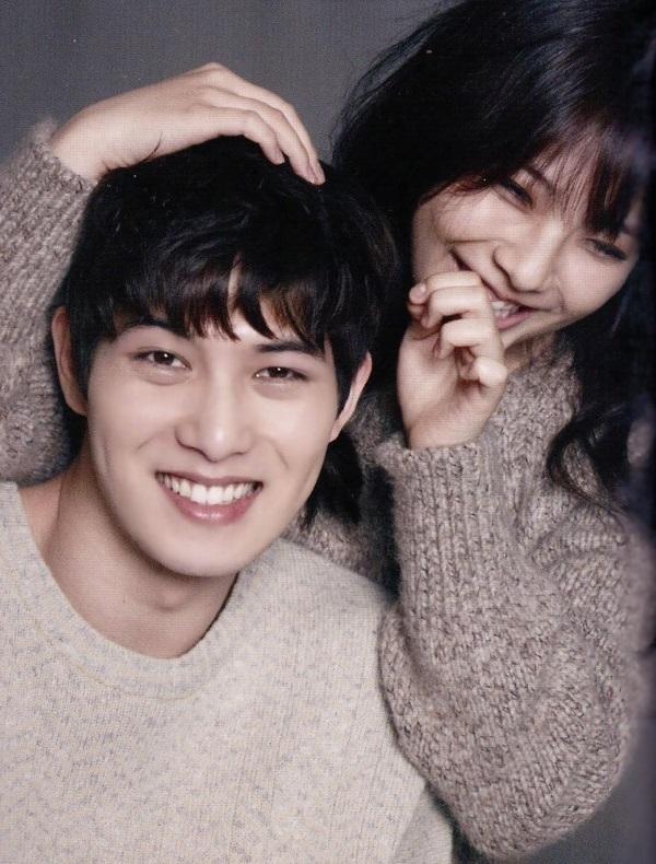 Jonghyun (CN Blue)vàJuniel