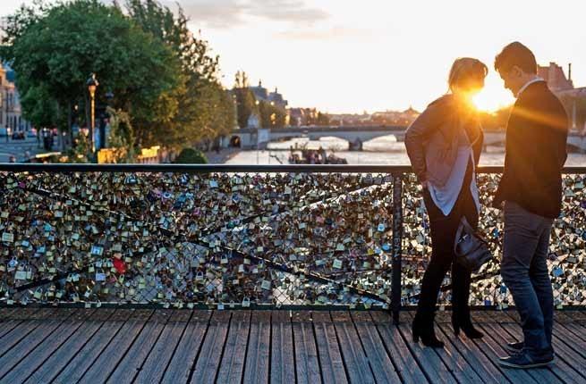 Những địa danh lãng mạn nhất thế giới