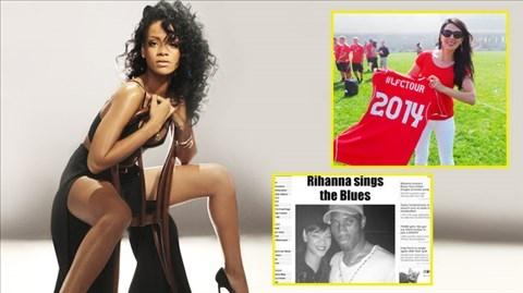 Nghe lời Drogba, Rihanna muốn thâu tóm Liverpool của bà chủ xinh đẹp Linda Pizzuti (ảnh phải)