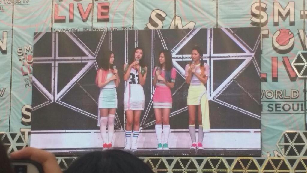 Tân binh Red Velvet với ca khúc Happiness