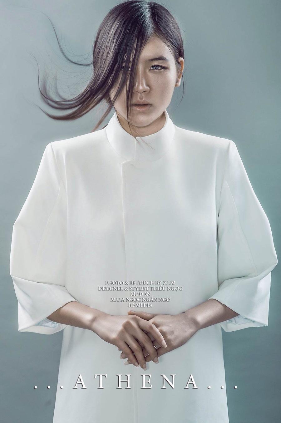 Stylist Thiều Ngọc