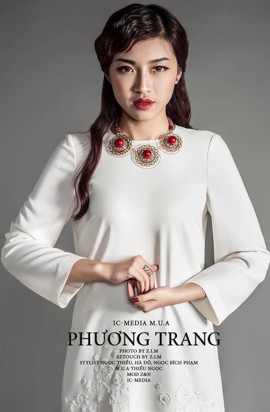 Make-up Phương Trang