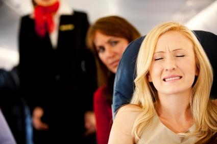 Bí quyết để chống lại cảm giác lo lắng khi đi máy bay