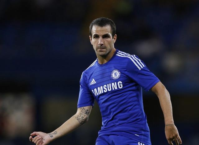 Cesc Fabregas gia nhập Chelsea từ Barcelona