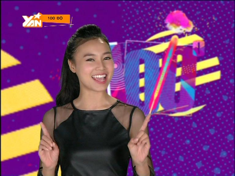 inh Dương Lan Ngọc trở thành cô nàng Vàng tài năng, mang sức mạnh nữ quyền thống lĩnh đường đua 100 Độ.