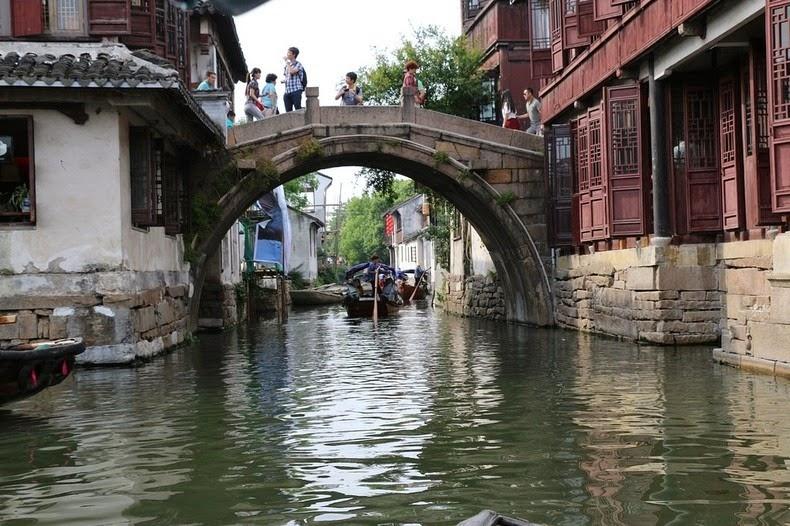 """Thích thú với không gian """"phim cổ trang kiếm hiệp"""" của thành phố trên sông"""