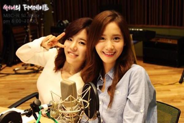 Yoona là khách mới đặc biệt trong chương trình radio của Sunny