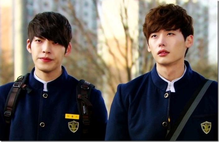 """Kim Woo Bin và Lee Jong Suk """"mém"""" được tái ngộ trên màn ảnh nhỏ"""