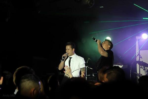 Hiện tại, The Men đã có mặt tại Việt Nam và cả hai thành viên của nhóm đã lên kế hoạch lưu diễn trong cả nước để quảng bá single Đừng giận anh nữa. - Tin sao Viet - Tin tuc sao Viet - Scandal sao Viet - Tin tuc cua Sao - Tin cua Sao