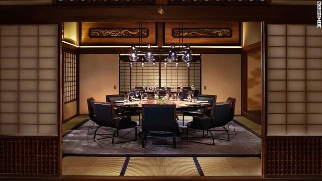 Ngắm khách sạn siêu sang trọng ở Kyoto, Nhật Bản