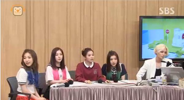 Red Velvet và Taemin cùng tham gia chương trình radio Cultwo Show