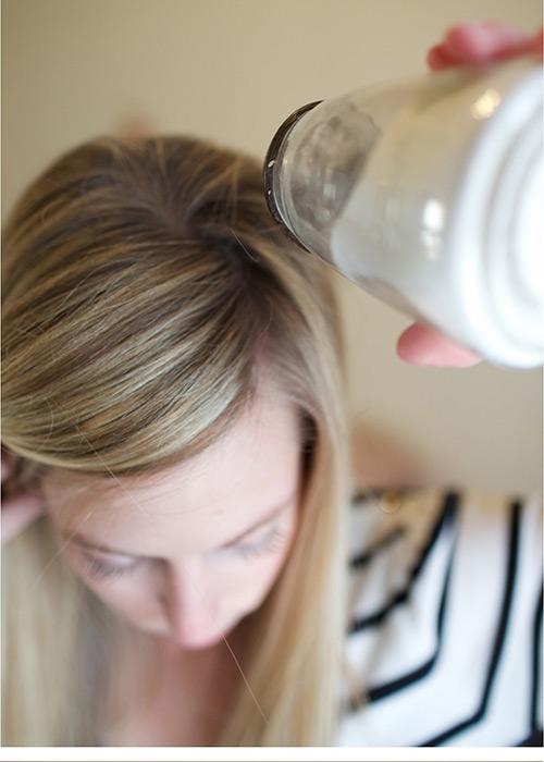 Tuyệt chiêu xử lý nhanh mái tóc bết dầu