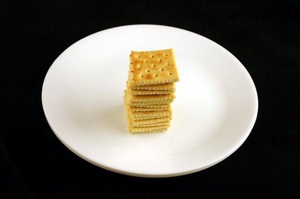 7 cái bánh quy = 200 calo