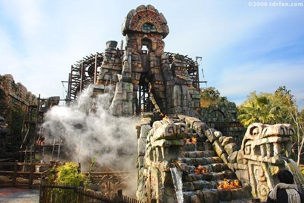 Những công viên giải trí hấp dẫn nhất thế giới