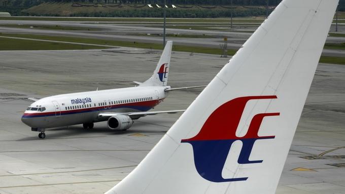 Máy bay Malaysia Airlines lại gặp sự cố
