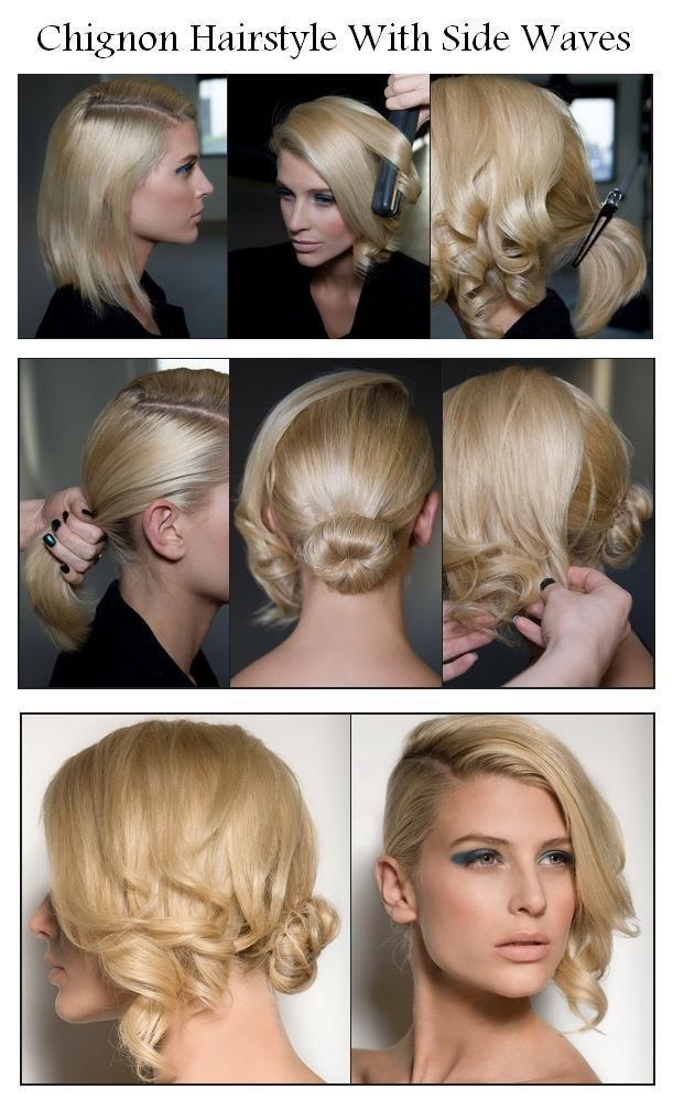 Những tuyệt chiêu biến hóa cho mái tóc ngắn