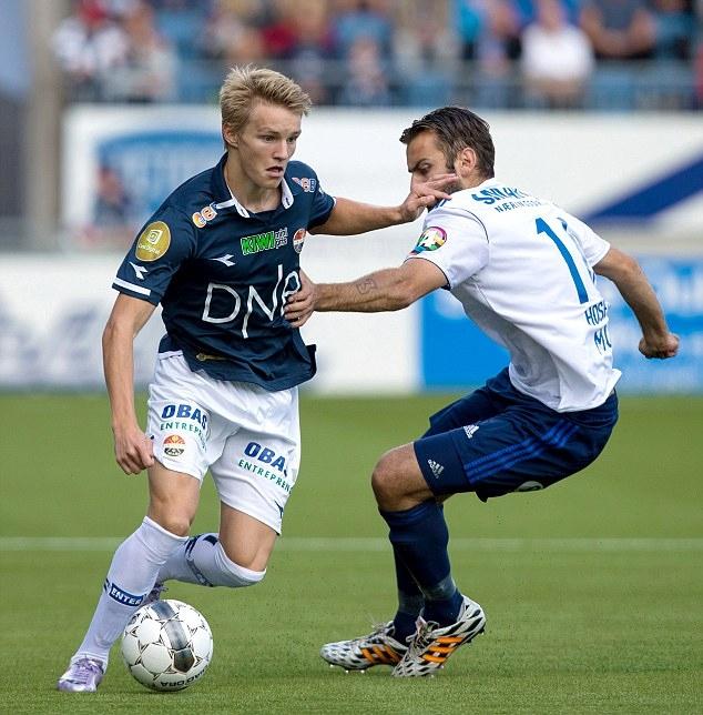 Sau trận giao hữu với UAE cuối tháng 8, Odegaard có thể xuất hiện trên sân Wembley khi tuyển Na Uy đá giao hữu với Anh.