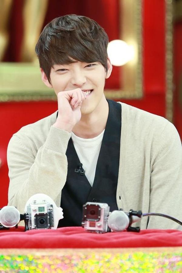 Kim Woo Bin (9,5%)
