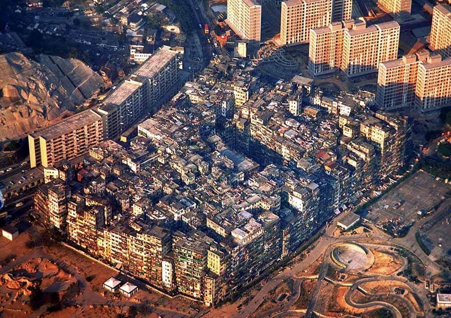 Những thành phố bị con người ruồng bỏ