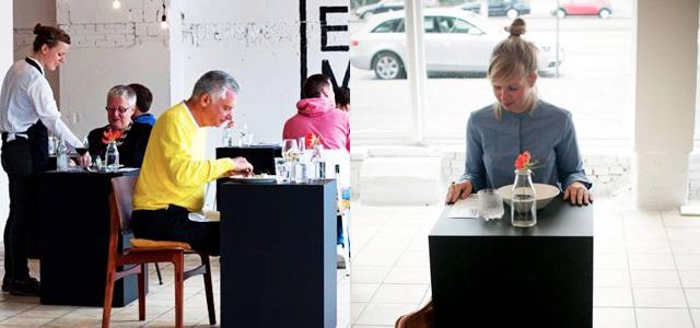 """5 nhà hàng """"nhỏ mà độc"""" nhất thế giới"""